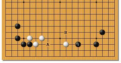 围棋初学口诀图解
