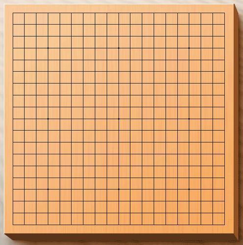 围棋棋盘(围棋棋盘共有几个交叉点)