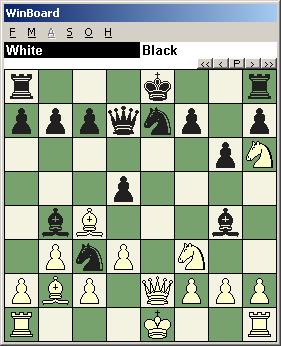 国际象棋教程三:棋子的走法(特殊走法)图片