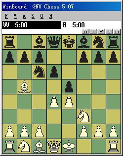 国际象棋教程二十一:基本战术——牵制(二)图片