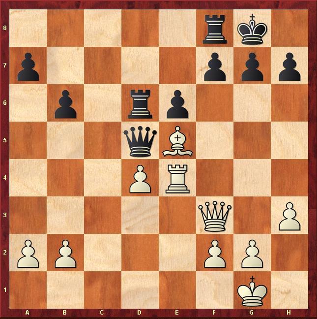 国际象棋残局试题(011)图片