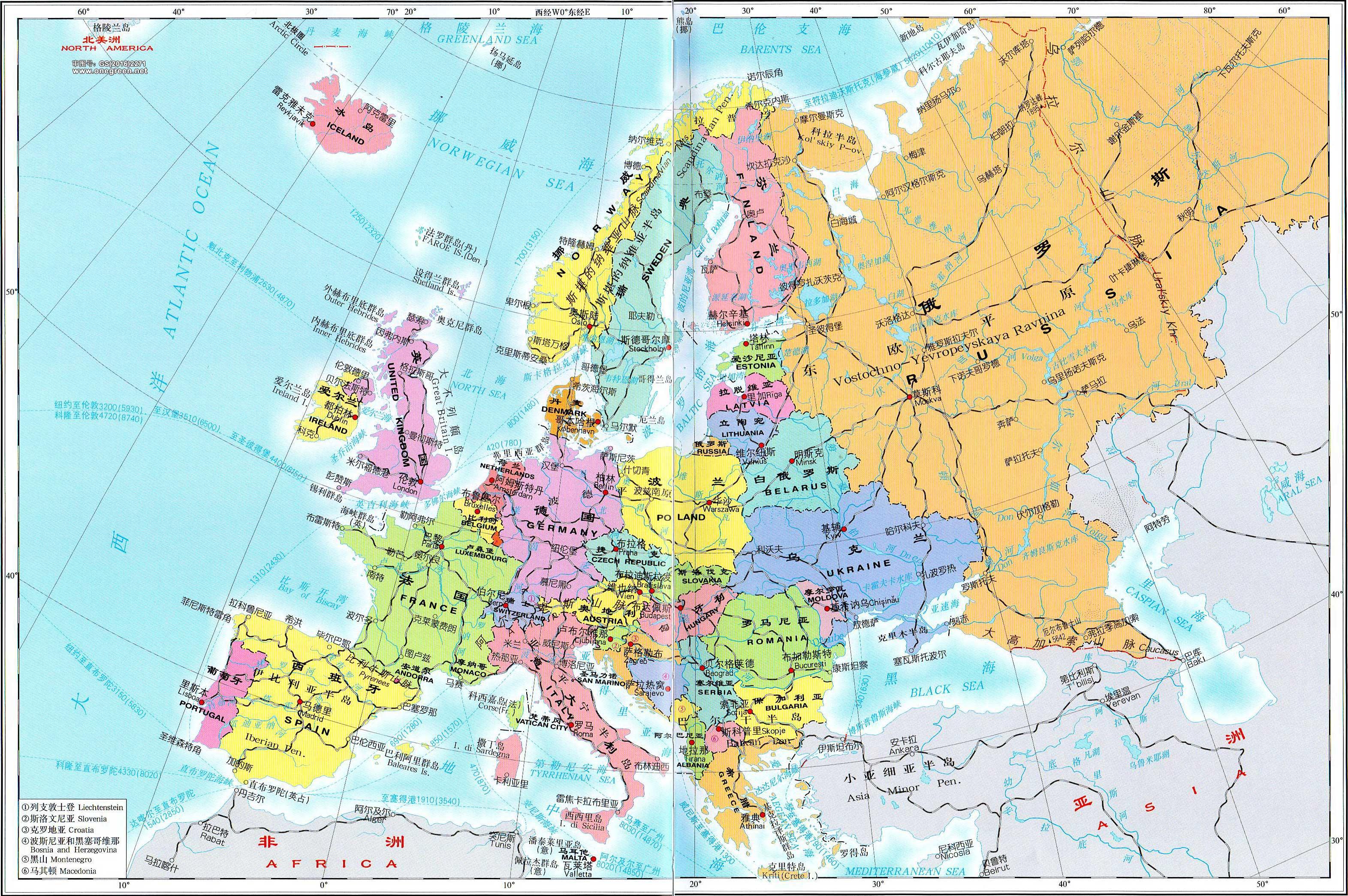 欧洲2018年经济总量_欧洲地图