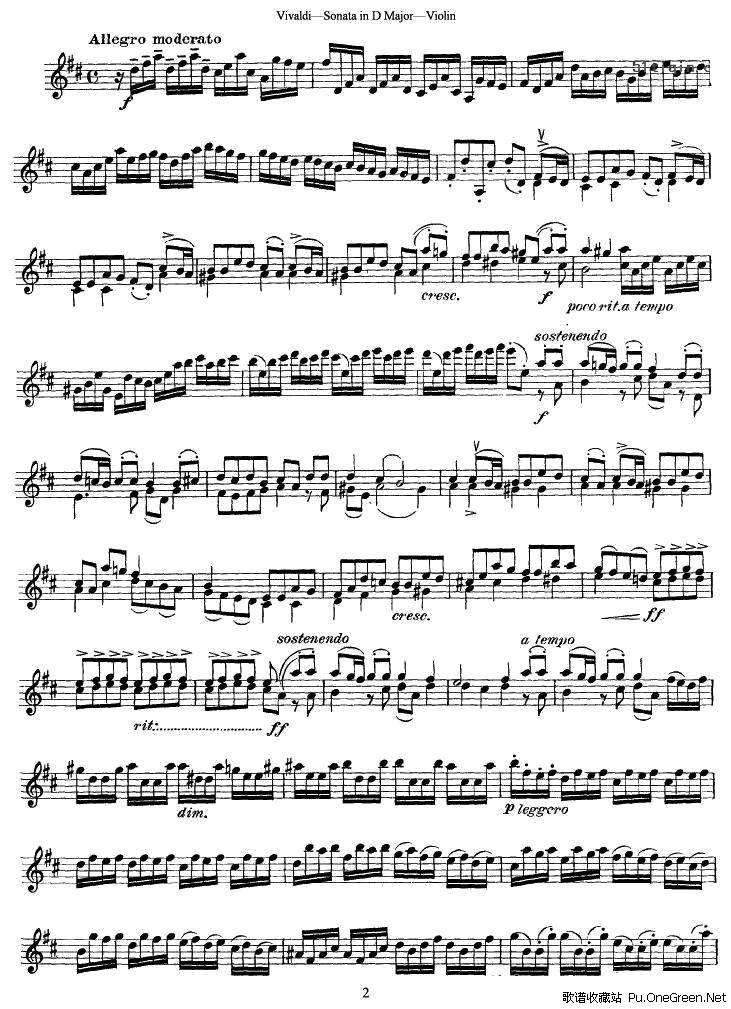 海顿g大调奏鸣曲谱子