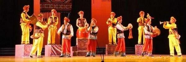 土家族民乐合奏——打溜子