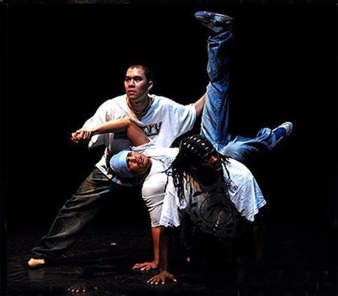 【世界著名舞蹈】——嘻哈舞