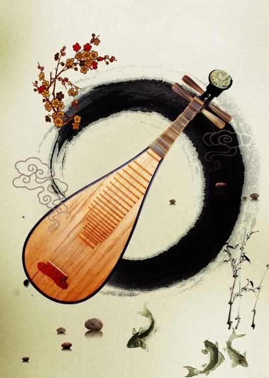 天地无霜琵琶谱-琵琶演奏的中和之美