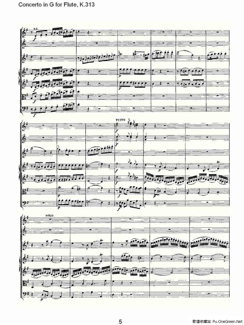 313(一); g调笛子曲谱我用g调笛子吹了的,效果还不错 e调笛子曲谱; g