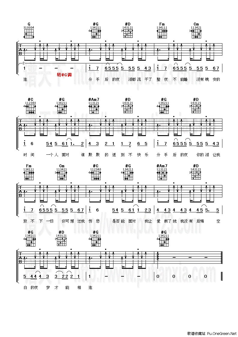 吉他儿歌小星星吉他谱