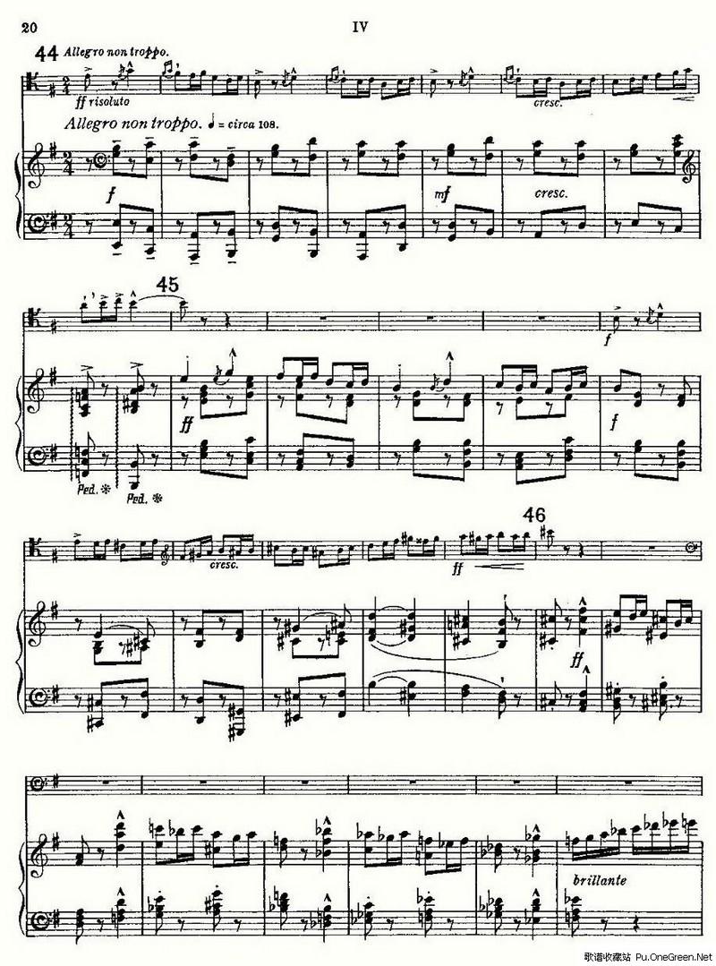 小提琴协奏曲《梁祝》选段
