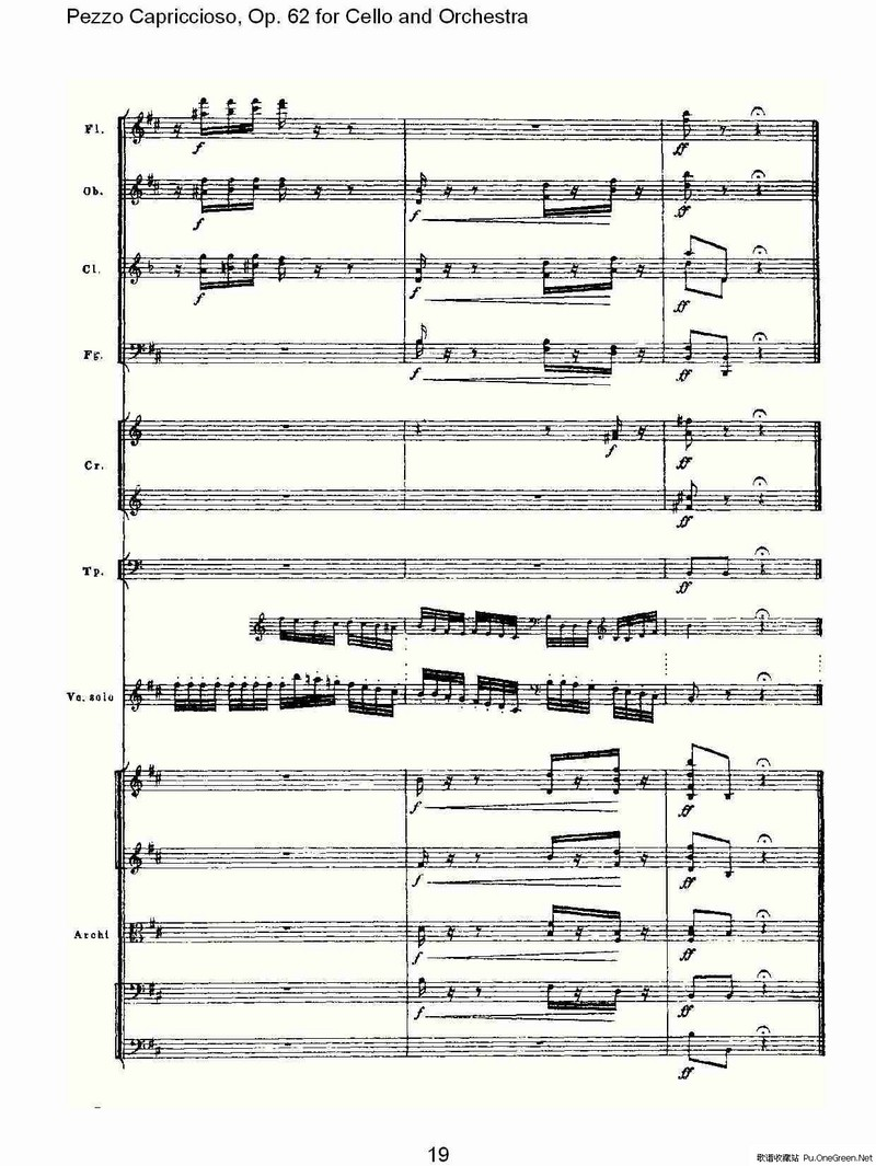 上一首歌谱:Canon in D(大提琴+钢琴伴奏)-Pezzo Capriccioso, Op