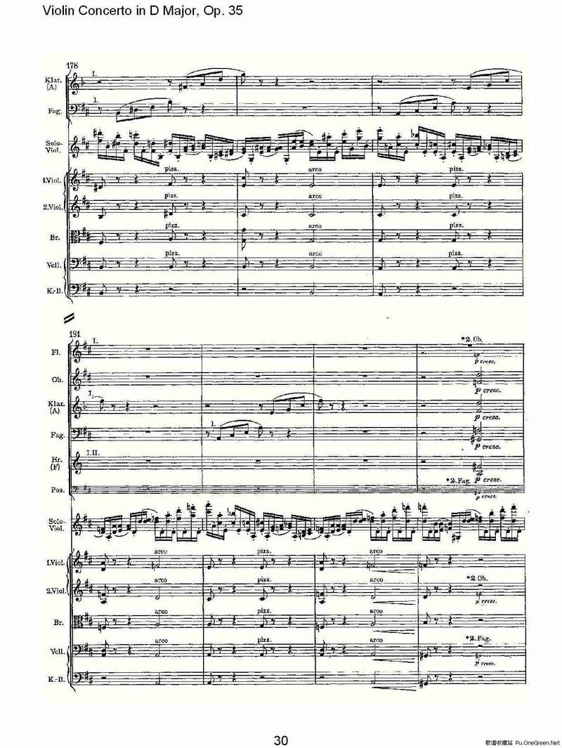 上一首歌谱:大提琴与管弦乐洛可可主题a小调变奏曲, Op.33(二)-