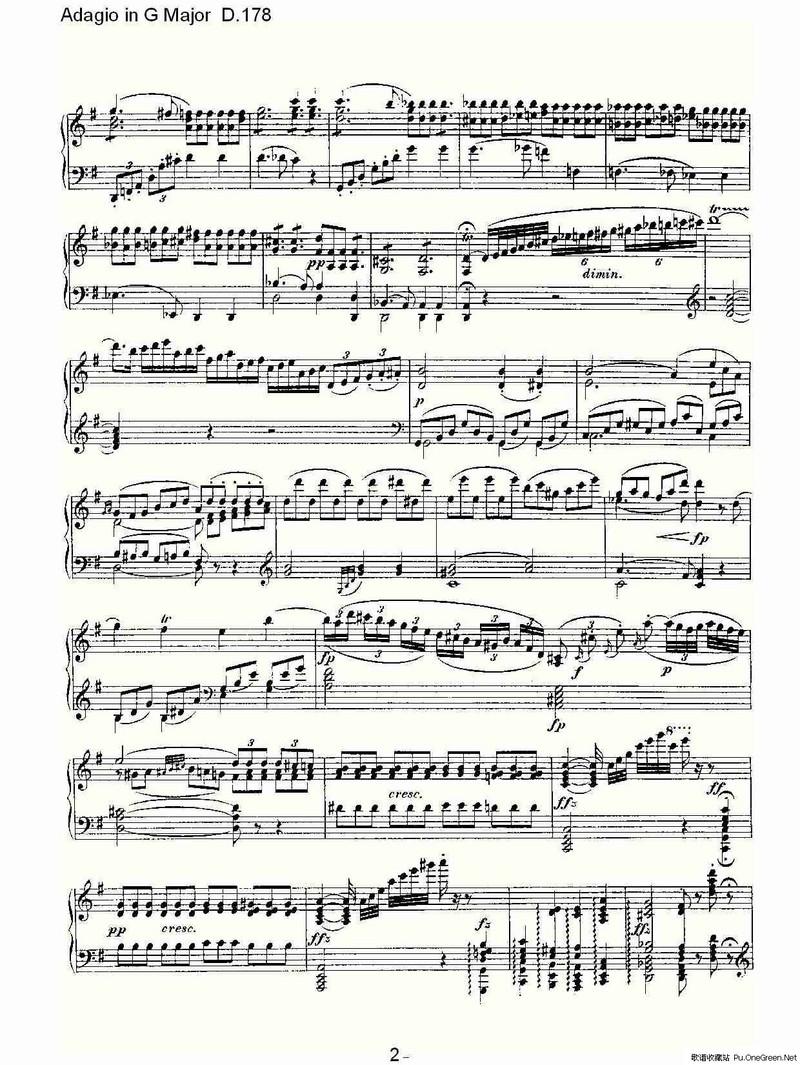 妈妈 钢琴谱 五线谱