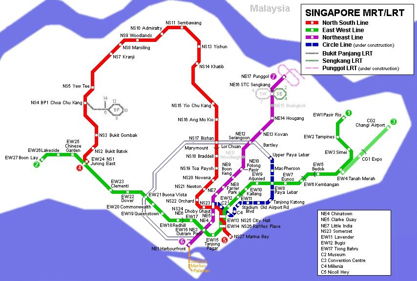 韩国首尔地铁图_新加坡地铁交通图_地图窝