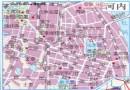 越南河内地图图片