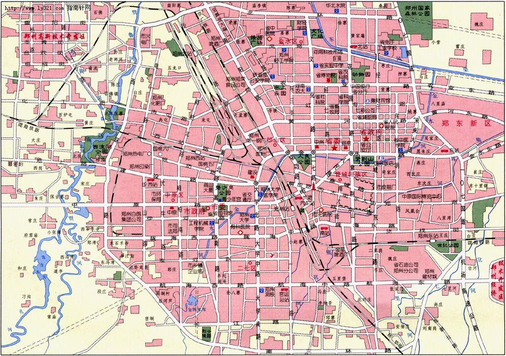 郑州历史上五次为都,八代为州,是中国八大古都之一、世界历史都市联盟成员城市。郑州先后获得中国历史文化名城、中国优秀旅游城市、国家卫生城市、国家园林城市、全国科技进步示范城市、全国绿化模范城市、全国文明城市等称号。世界文化遗产登封天地之中历史建筑群、商城遗址等历史名胜古迹闻名海内。考古人员于1995年在郑州北郊邙岭余脉发现的西山古城遗址把郑州地区城市出现时间提前到距今约5300年的仰韶文化晚期,被视为中国城市文明的源头。