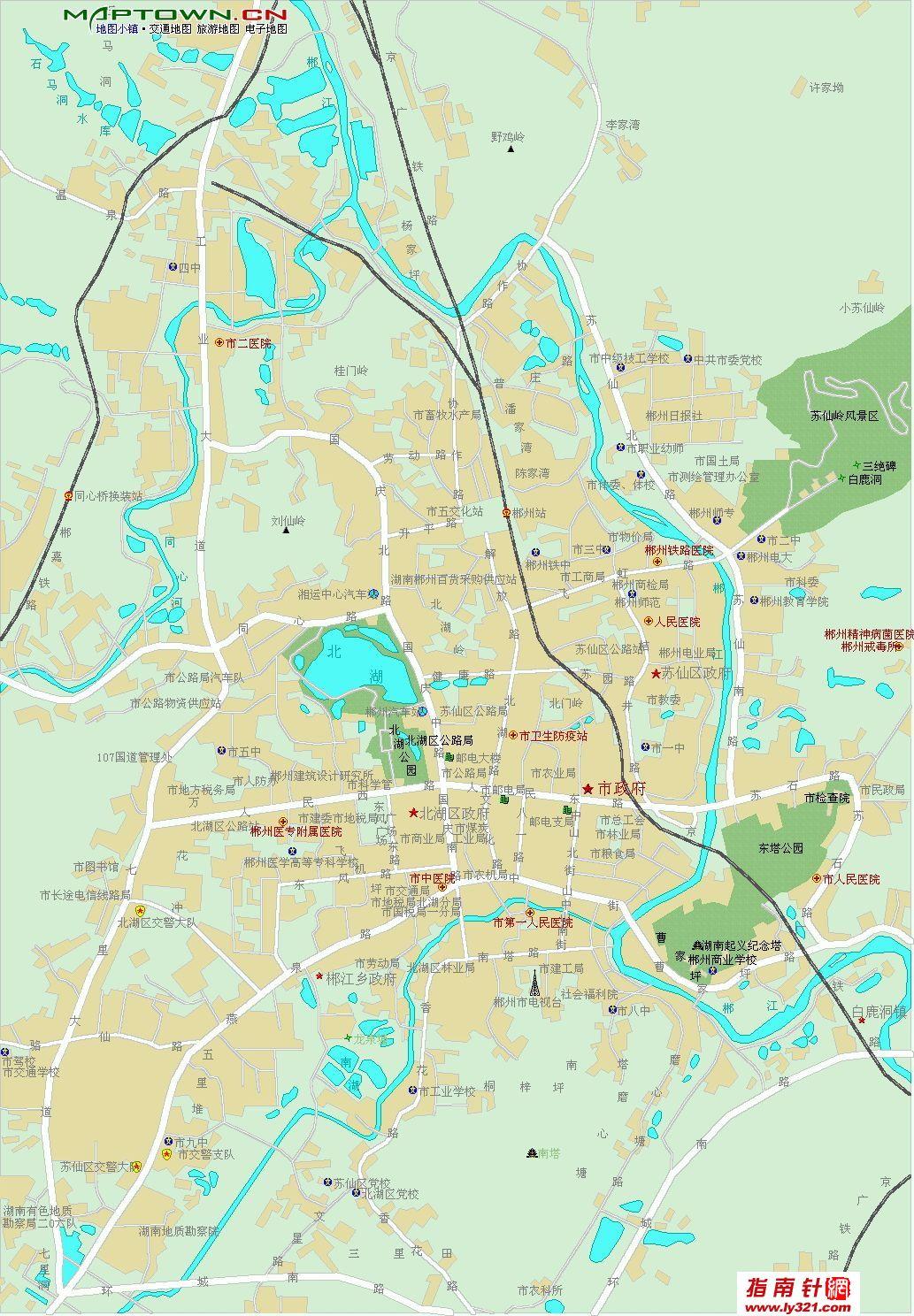 湖南郴州宜章县_郴州市地图_郴州市地图高清版_微信公众号文章