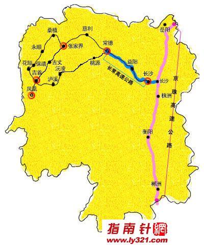 湖南著名旅游景点地图_四川著名旅游景点地图