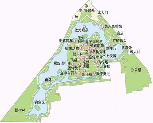 北京旅游景点大全_北京旅游景点地图