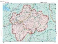 地图 金华/浙江省金华市地图