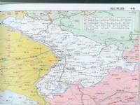 地图 临夏回族自治州/临洮县地图