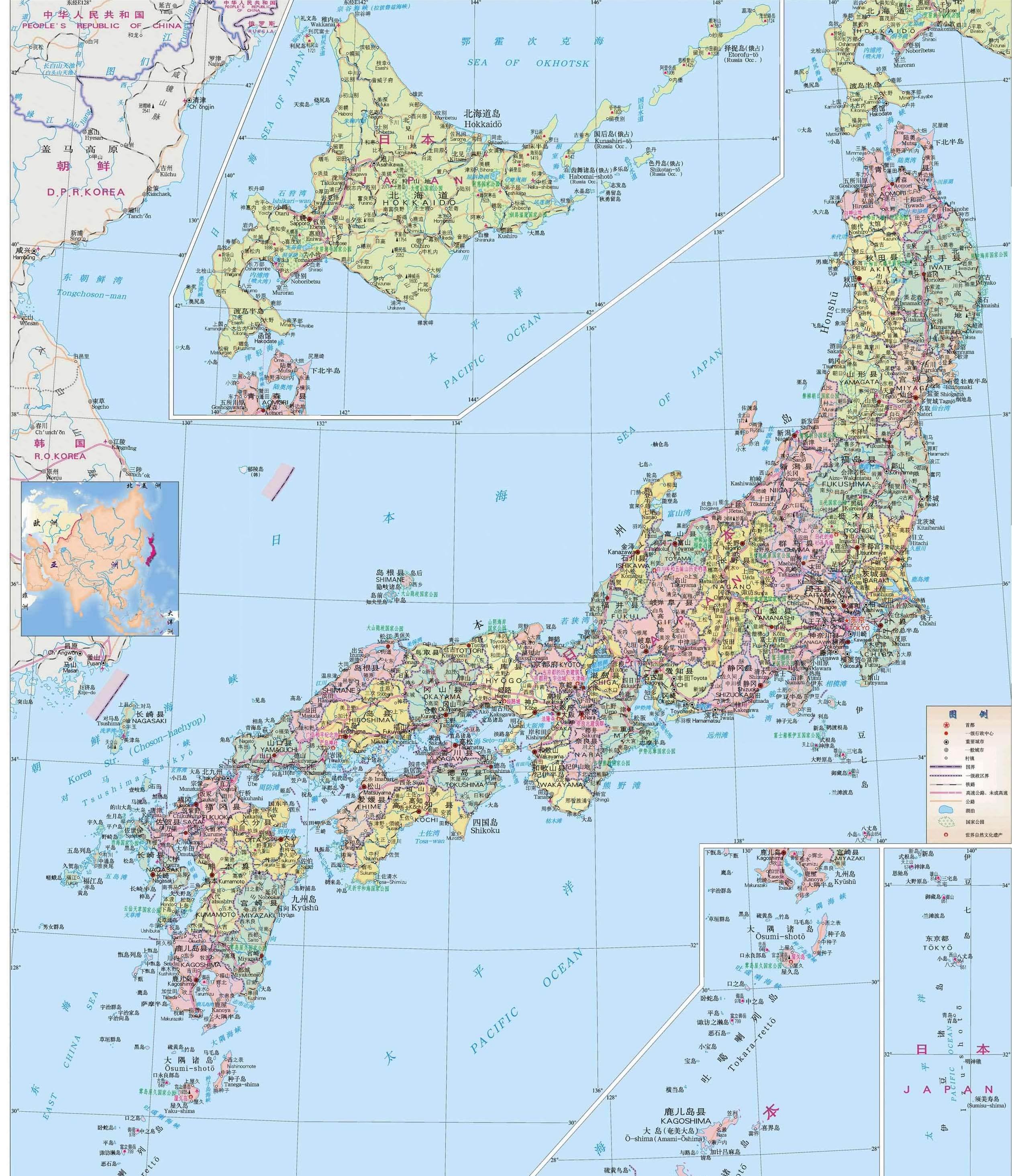烟台长岛旅游地图_烟台长岛卫星地图_烟台长岛景区地图
