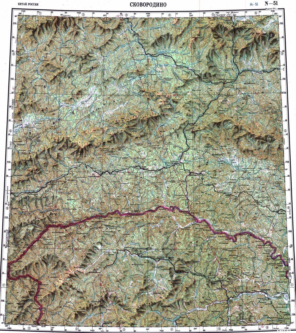 俄罗斯远东地区地图_俄罗斯远东地区;
