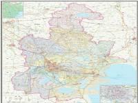 天津市地图高清版图片