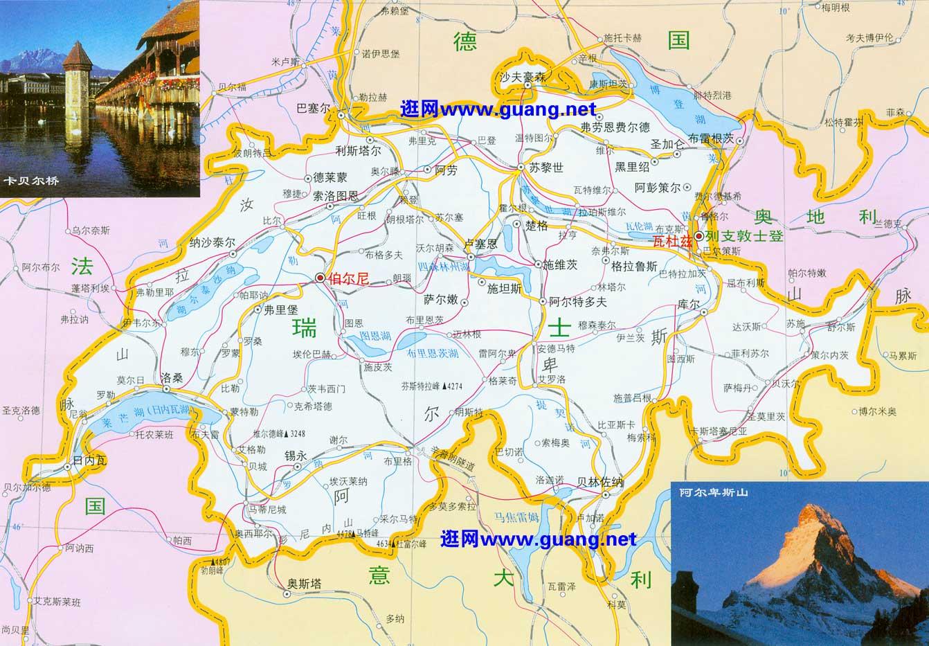 中東 地圖 中文 版
