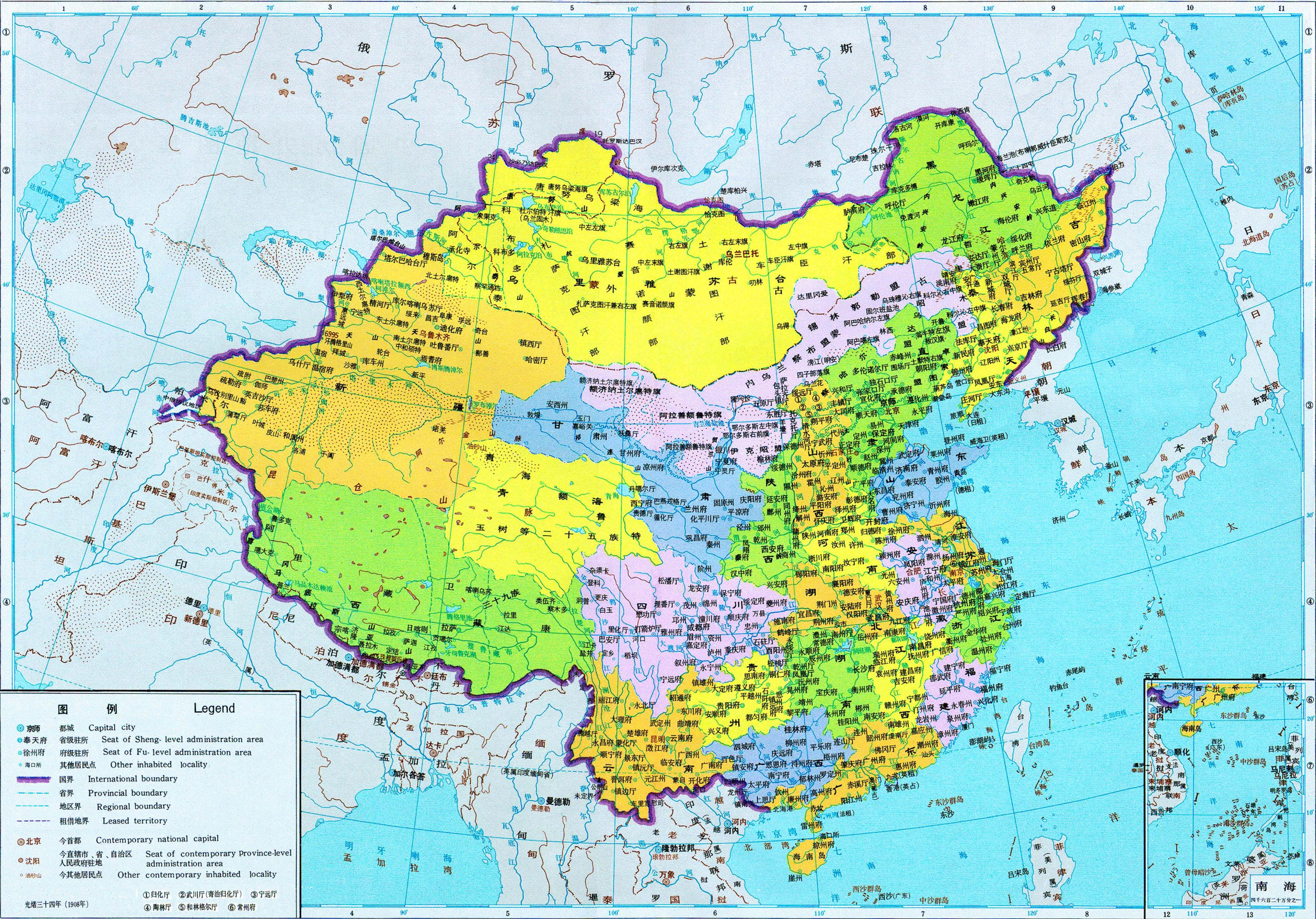 全盛时期元朝地图_清朝版图面积_清朝版图_全盛时期清朝的版图_鹊桥吧