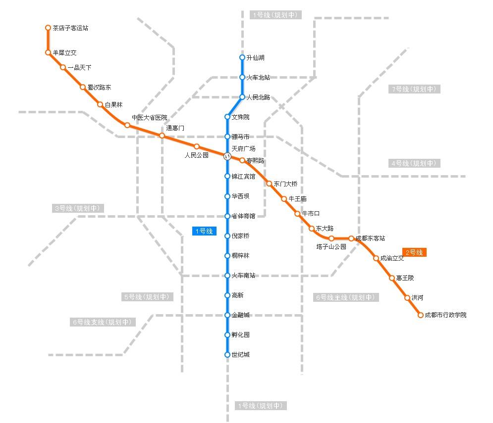 武汉地铁10号线线路图