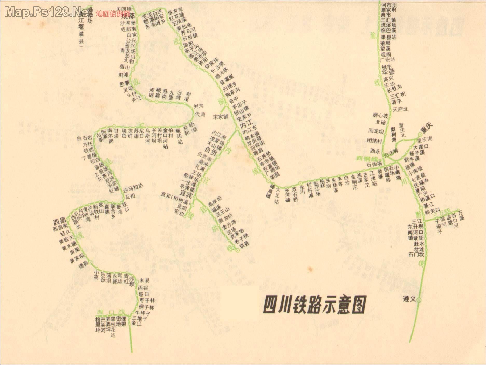 陕西铁路线路图  | 铁路线路图 |  下一张地图: 山东江苏安徽上海铁路