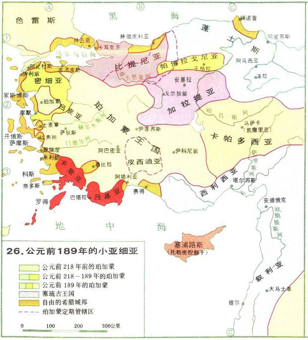 世界历史地图查询