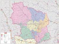 庆阳地图图片