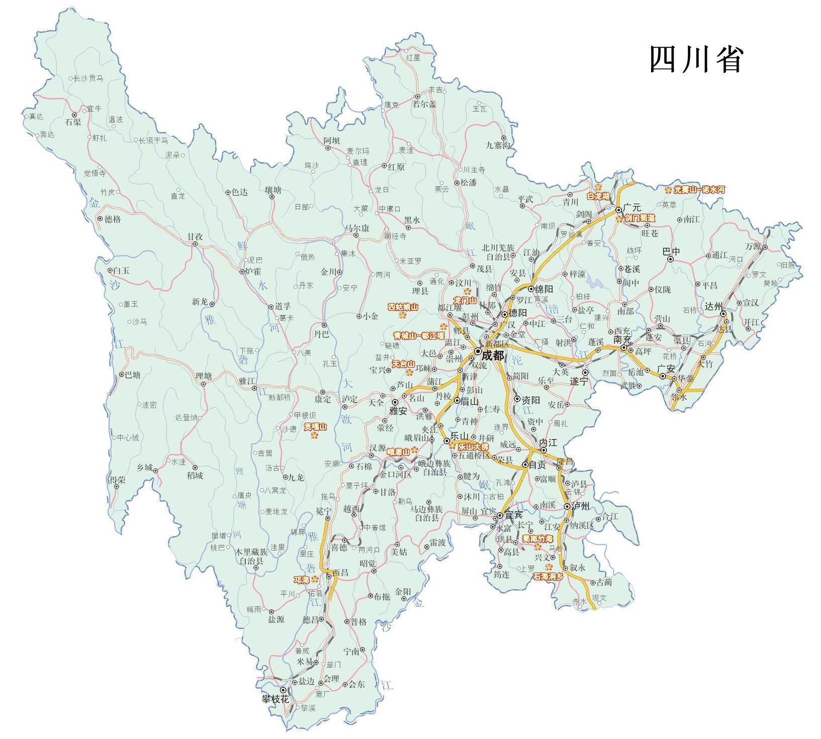 栖霞艾山风景区地图