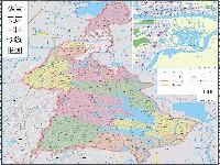 常德地图图片