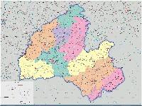 湖北-恩施-鹤峰县地图图片