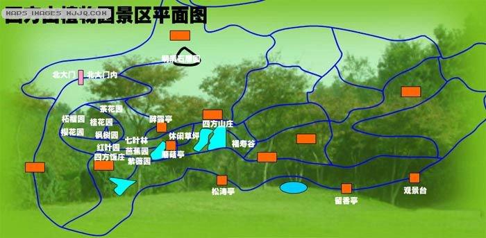 襄阳三维地图