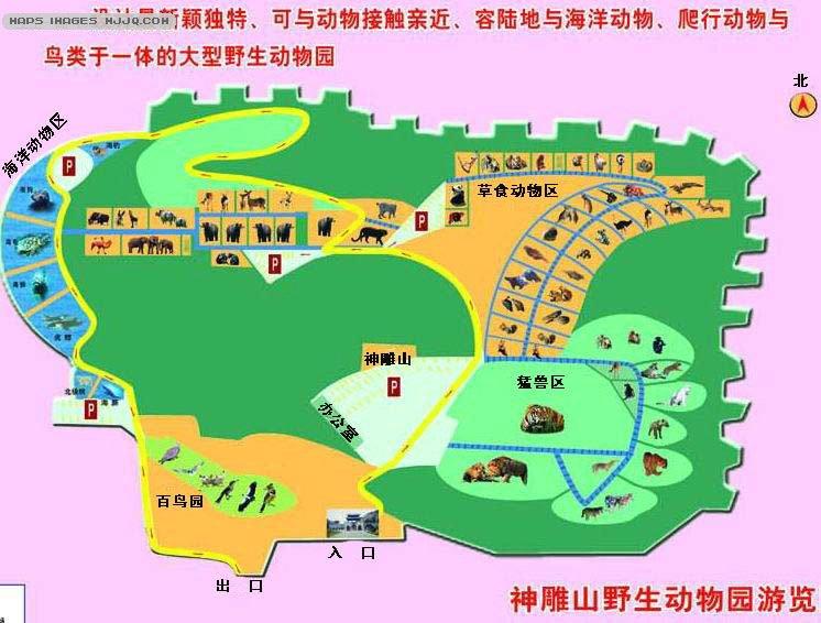 济南风景区地图_济南九顶山风景区地图
