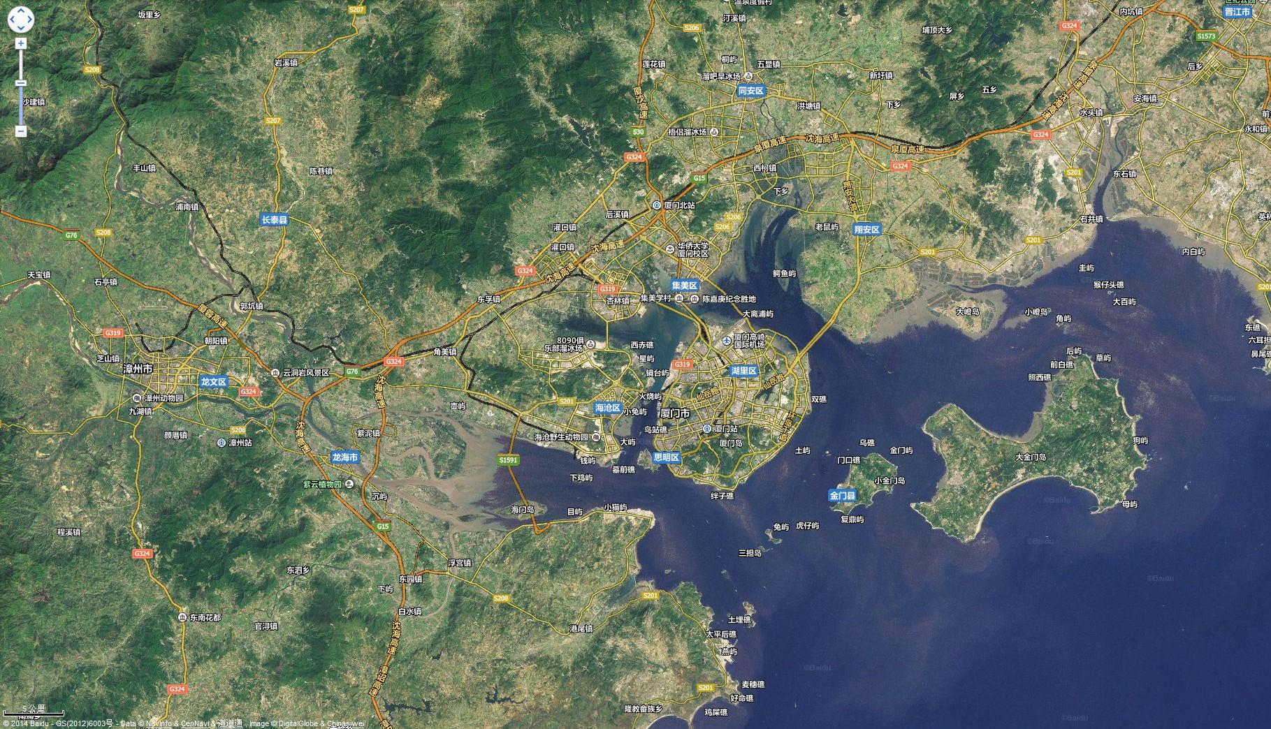 中国卫星地图高清大图(12000×12000)_中国地图查询