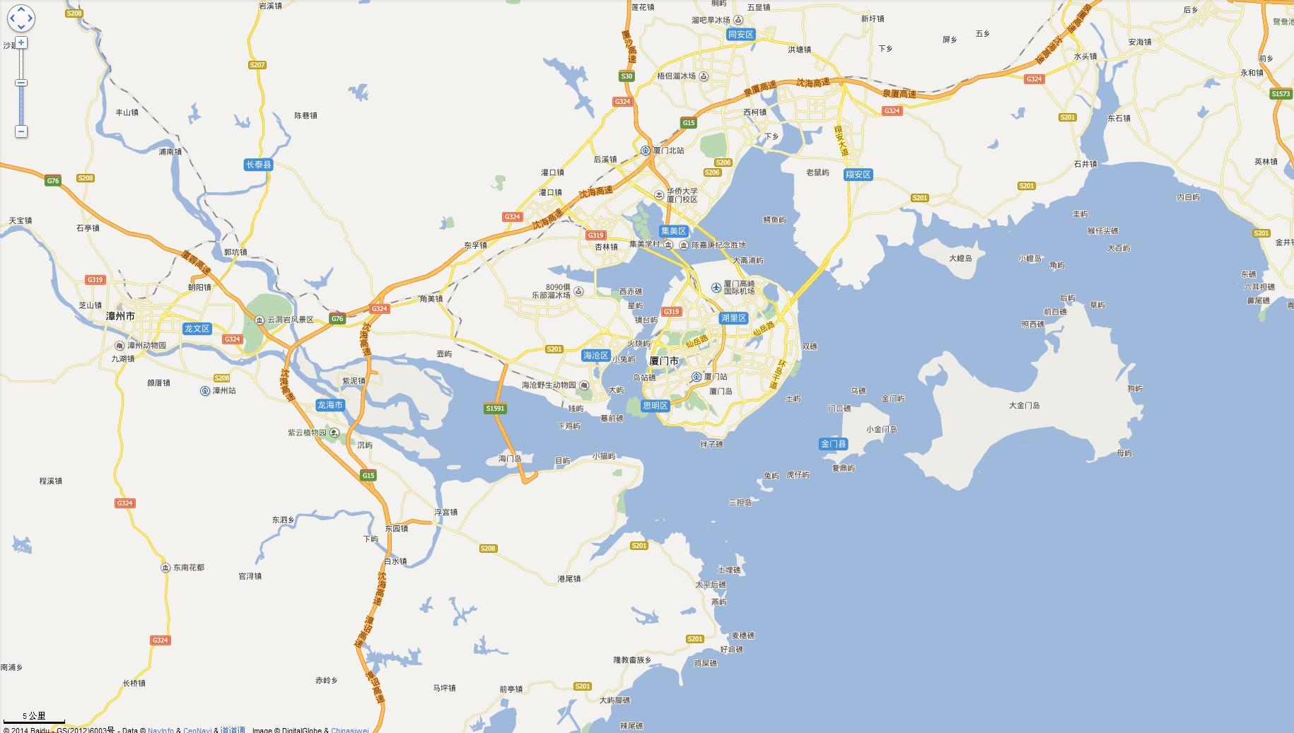 地图库 中国地图 专题 城市概貌地图 >> 厦门概貌图  栏目导航:行政