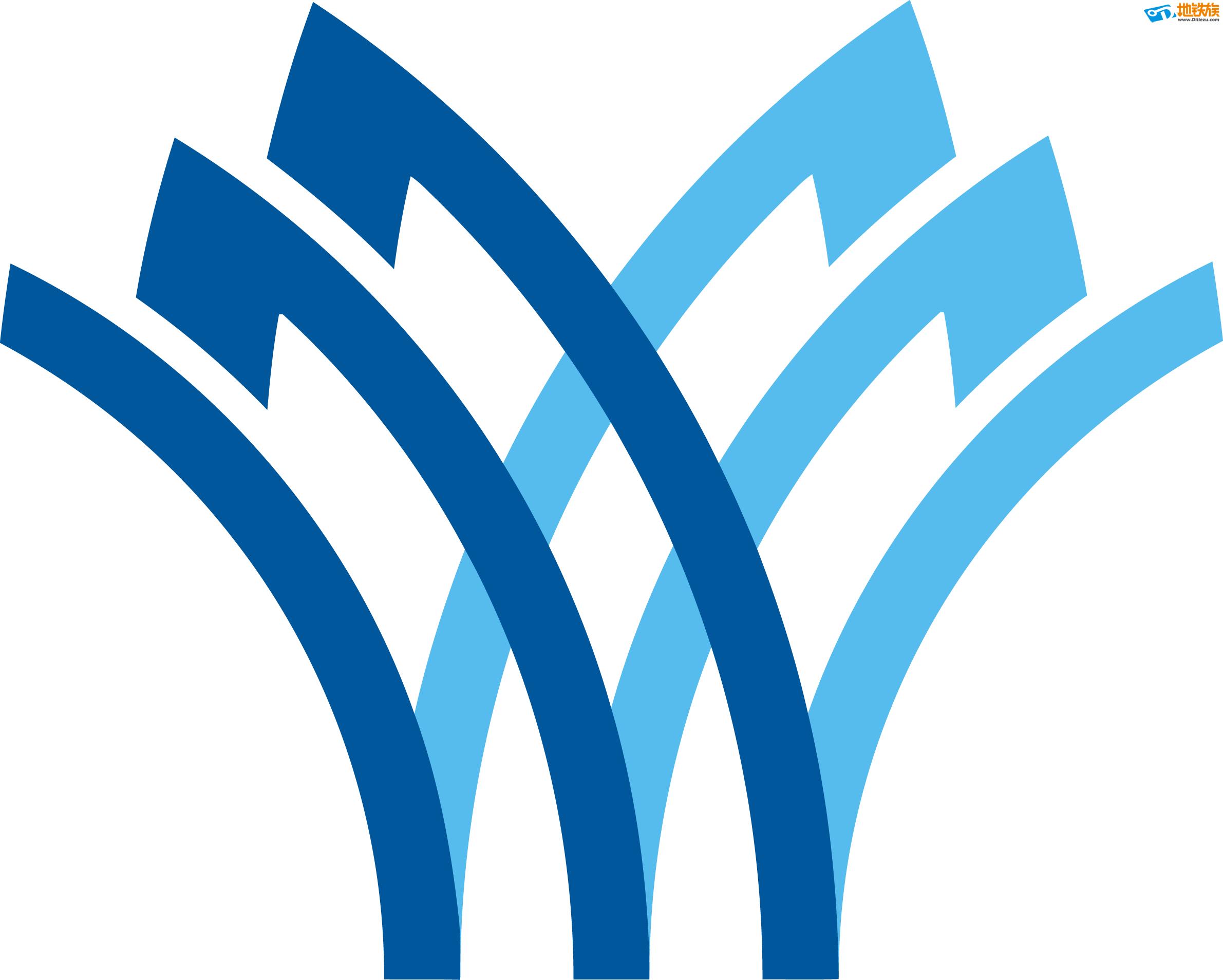 天津地铁logo_全国地铁LOGO标志大全_交通地图库_地图窝