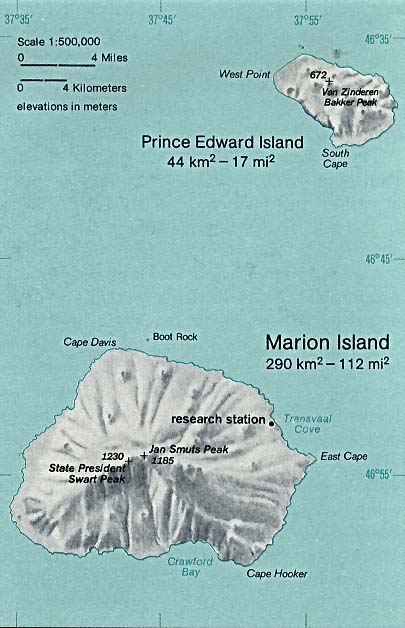 印度洋岛屿地图全集_海洋地图库