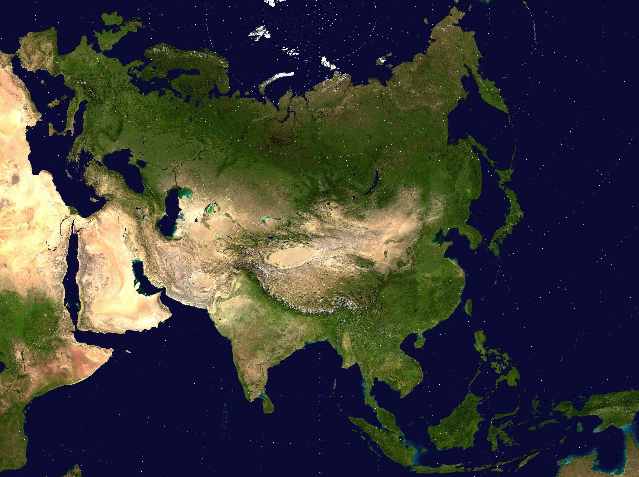 地貌图 卫星影像图