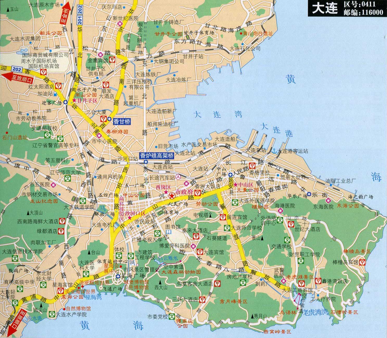 地图库 旅游地图 辽宁旅游 >> 大连旅游景点大全  景点导航:世界旅游