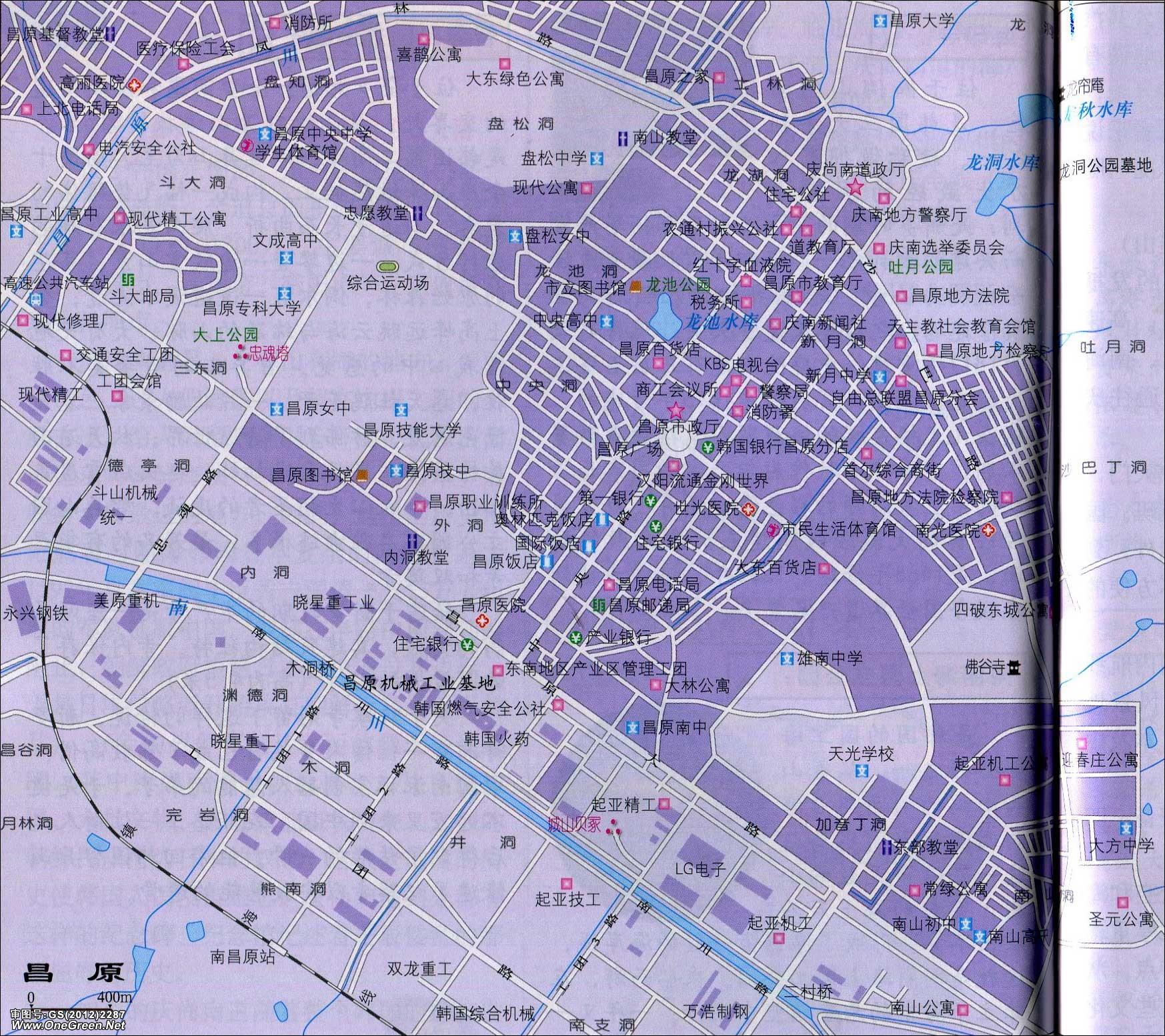 柬埔寨导航地图中文版
