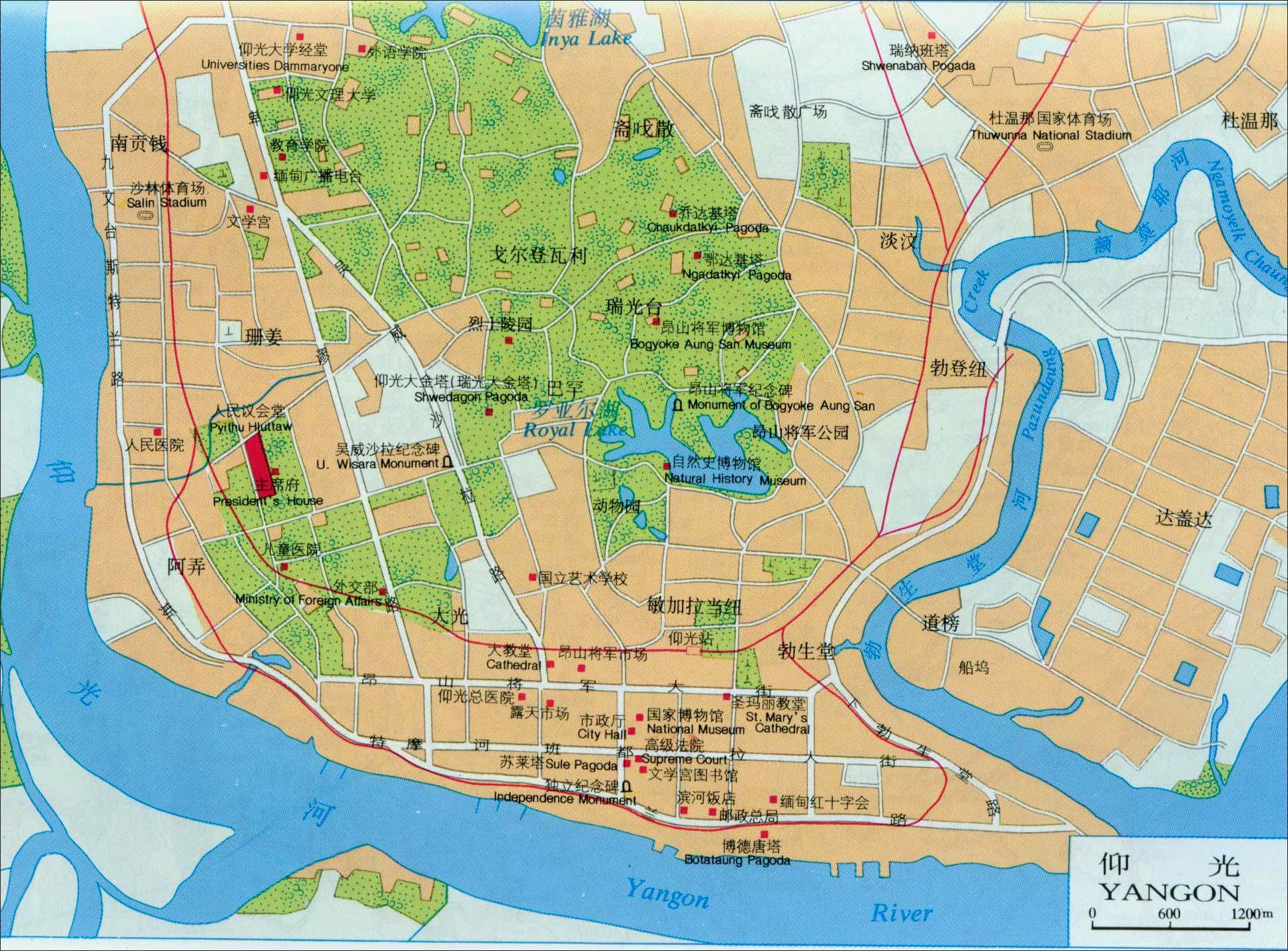 哈萨克斯坦 世界地图