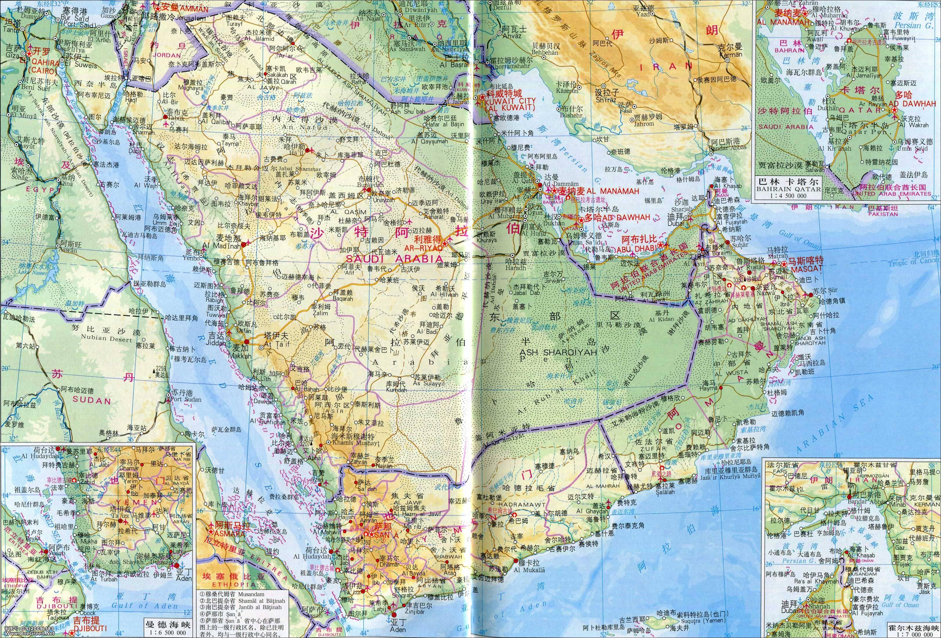 柬埔寨于中国位置地图