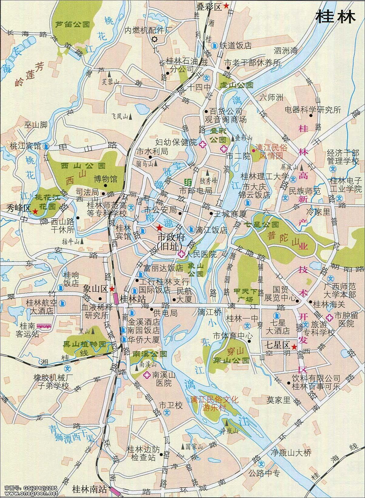 贵港市地图 - 贵港市最新高清卫星地图 - 贵港市、市、县、村...