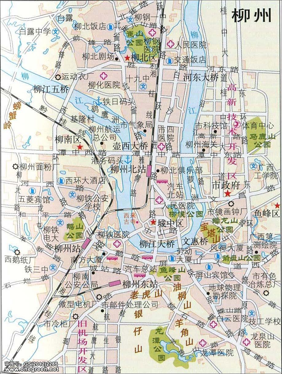 贵港市地图 贵港市行政区划地图 贵港市辖区地图 ... _33卫星地图