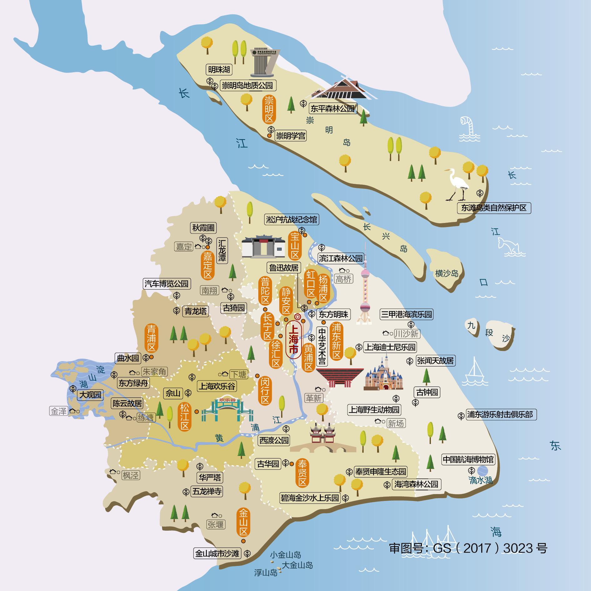 浙江旅游地图_上海市人文地图_上海地图库_地图窝